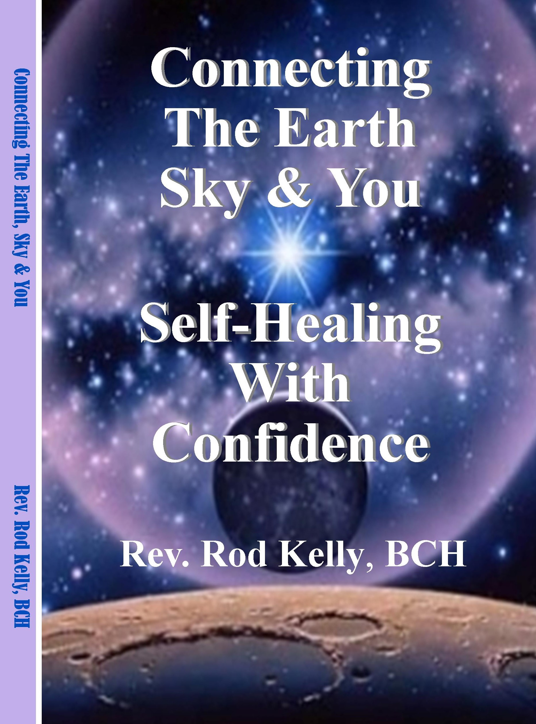 Connecting the earth Rod Kelly book