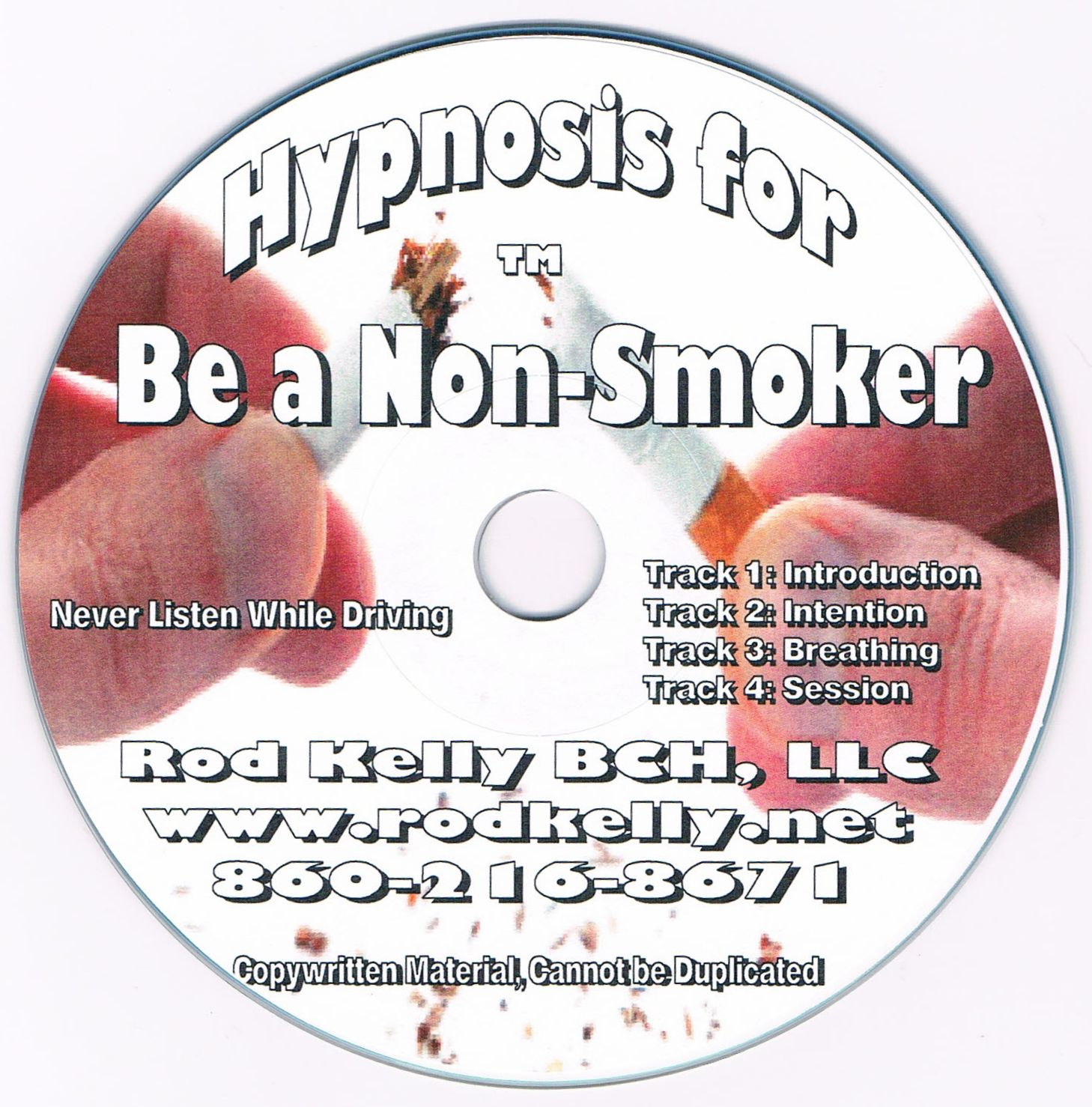 Stop Smoking in One Hour: Play the CD just once